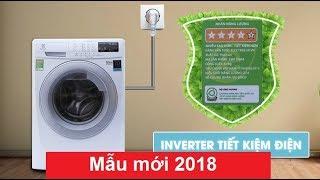Máy giặt Electrolux 2018 có cải tiến mới so với thế hệ máy cũ như nào ?