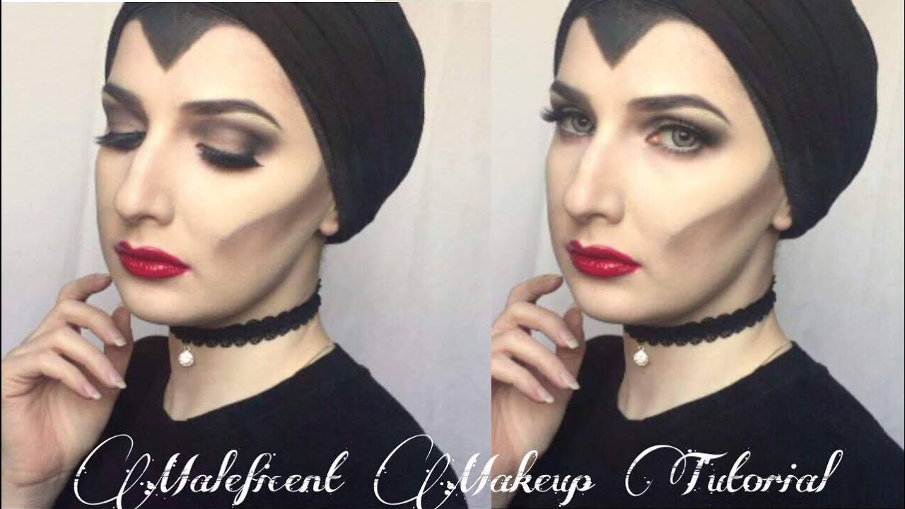 Halloween maleficent makeup tutorial noj halloween maleficent makeup tutorial noj baditri Gallery