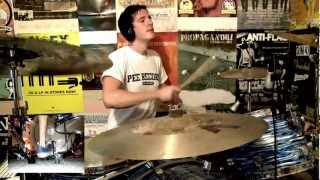 Frenzal Rhomb - Knuckleheads (Drum Cover) [HD] - Kye Smith