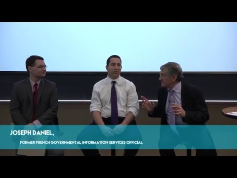 2016 Primaries at Purdue: A Super Tuesday Global Forum with Joseph Daniel and Alex Heffner