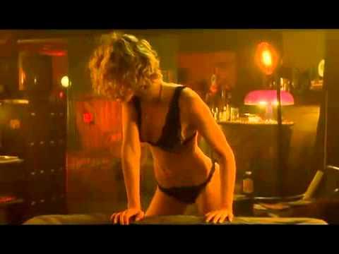 Rebecca Romijn, dance scene Femme Fatale.