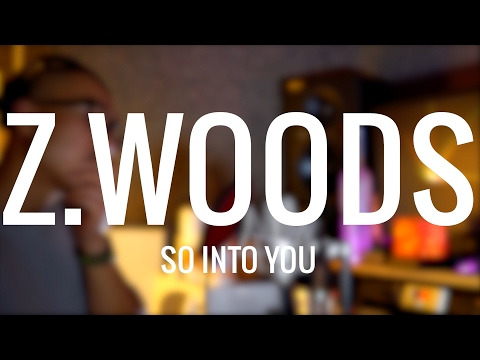 Tamia - So Into You | Z.Woods Cover