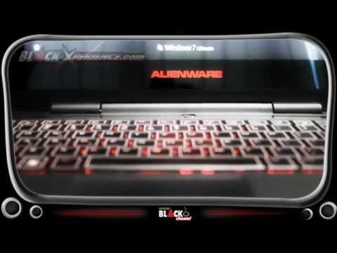 BX Closer Look Gadget & Tech - Dell Alienware M11X R3