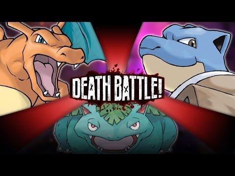 Pokémon Battle Royale | DEATH BATTLE!