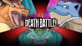 Pokemon Battle Royale | DEATH BATTLE! | ScrewAttack