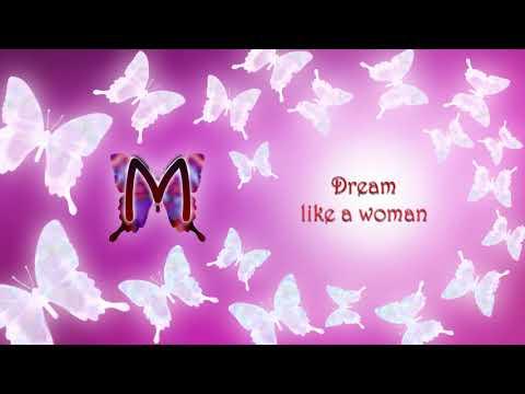 Dream like a woman -Subliminal power-