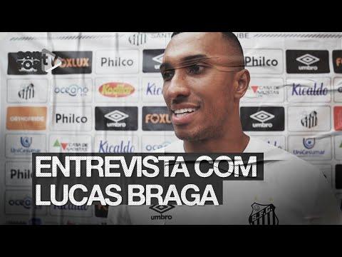 LUCAS BRAGA | ENTREVISTA (20/08/2020)