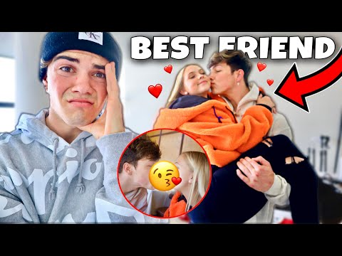 Letting My Best Friend Date My Girlfriend For A Day...