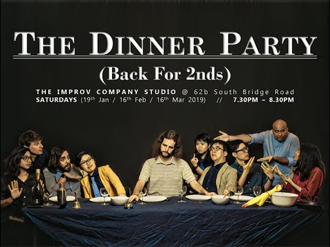 2019 Jan 19  - 'The Dinner Party II' by The Company Players