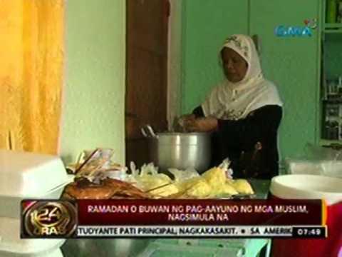 24oras: Ramadan O Buwan Ng Pag-aayuno Ng Mga Muslim, Nagsimula Na
