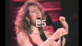 Mariah Carey Vs Celine Dion (Belted Notes C5-G5)