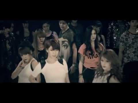 T-ara Lovey Dovey Zombie version MV (Full Version) (HD)
