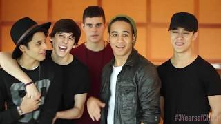 3 Years of CNCO!!!