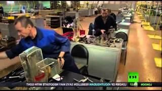 Inside the Kalashnikov (AK47, AK74) Factory