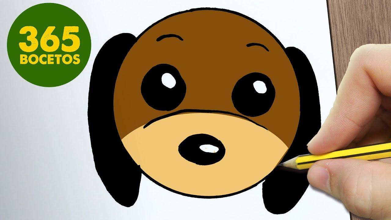 Como Dibujar Slinky Emoticonos Whatsapp Kawaii Paso A Paso Dibujos