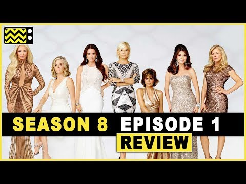 Real Housewives Of Beverly Hill Season 8 Episode 1 Review & Reaction | AfterBuzz TV