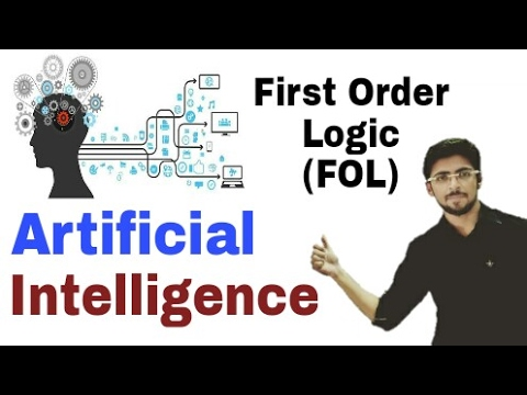 First order  Logic in Artificial Intelligence | first order logic in ai | FOL | (Eng-Hindi) | #3