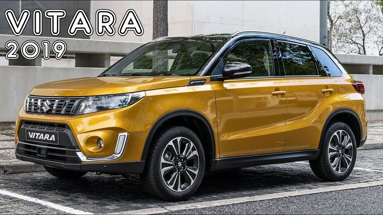 2020 Suzuki Grand Vitara Preview Model