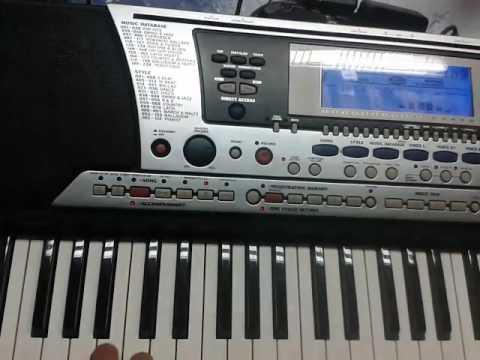 yamaha psr 550 youtube. Black Bedroom Furniture Sets. Home Design Ideas