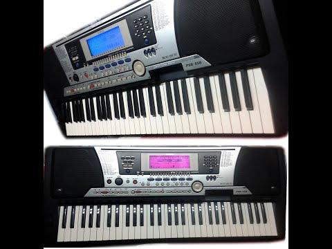 Yamaha PSR-550