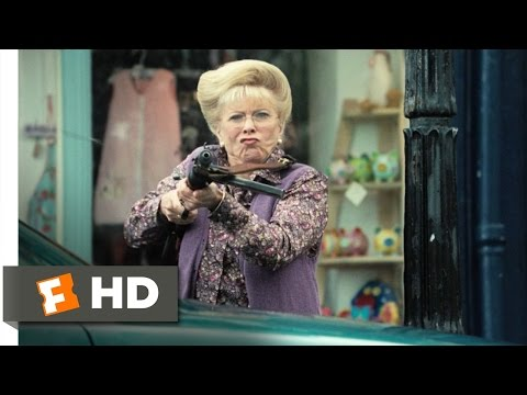 Hot Fuzz (8/10) Movie CLIP - Mindless Violence (2007) HD