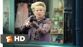 Hot Fuzz (8/10) Movie CLIP - Mindless Violence (2007) HD
