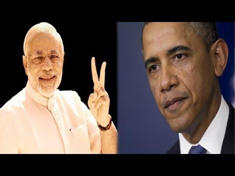 Narendra Modi accepts Barack Obama's invite