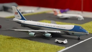 1:400 Scale Model Airport Update #15