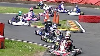 RACE OF THE DAY! S1 Karting 2019: Meeting #3: Jnr Rotax Final