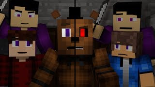 Look At Me Now FNAF Minecraft Music Video 3A Display Song by TryHardNinja