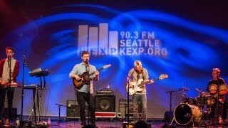 Alt J Full Performance Live On KEXP