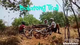 Mtb balatong trail