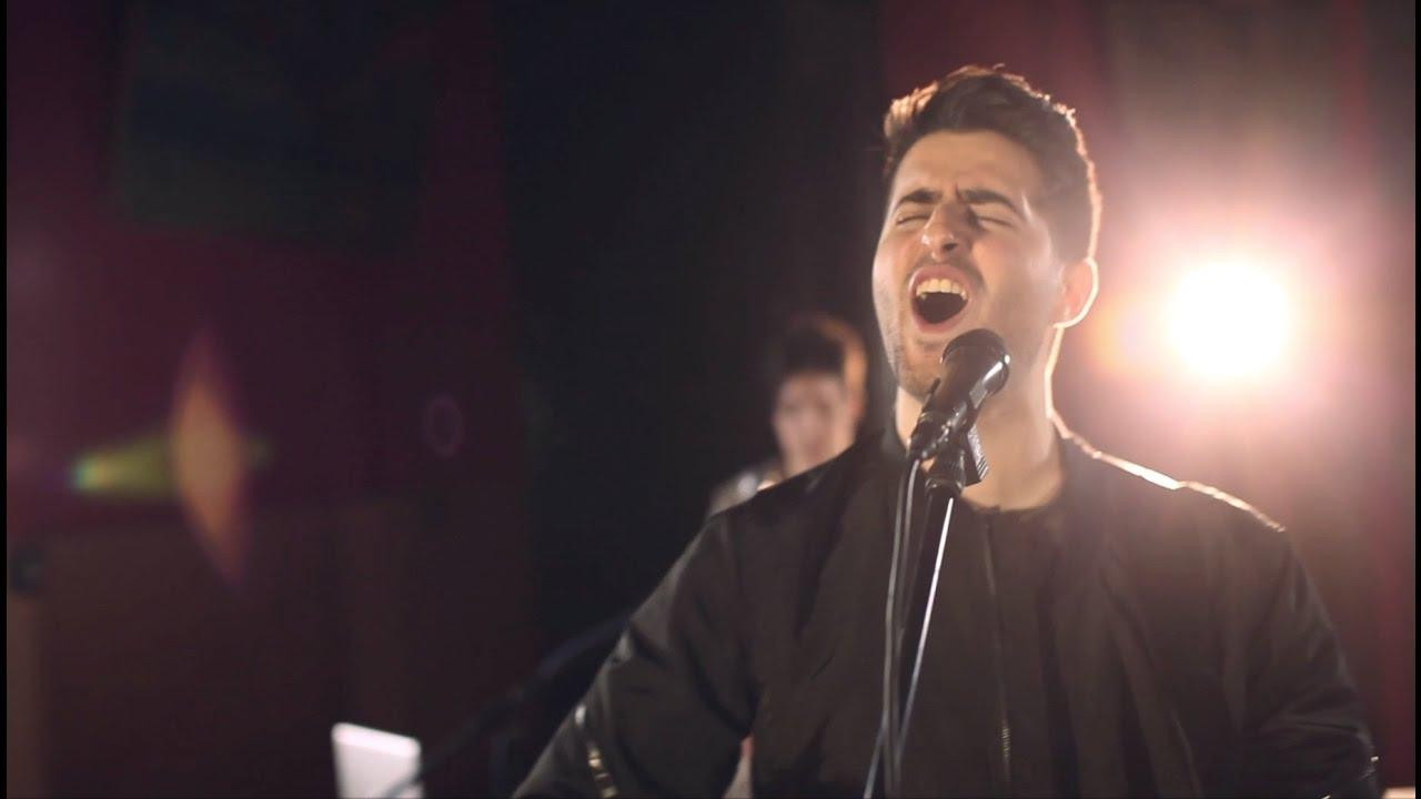 Isaac Moraleja - Bailando con Dios (Acústico) [God's Great Dance Floor - Chris Tomlin] Español