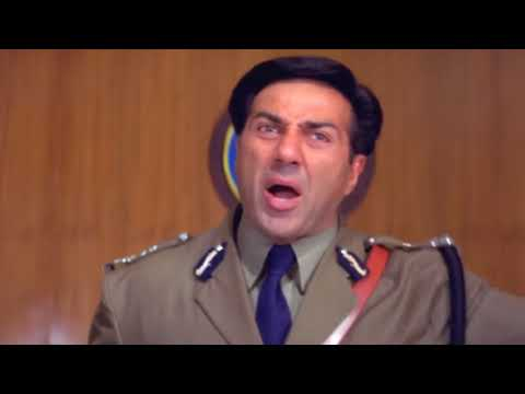 Best Dialogue of Sunny Deol Silpa shetty From Indian Movie