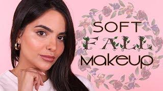 Soft Fall Makeup With Alexandra | مكياج ناعم لفصل الخريف مع الكسندرا