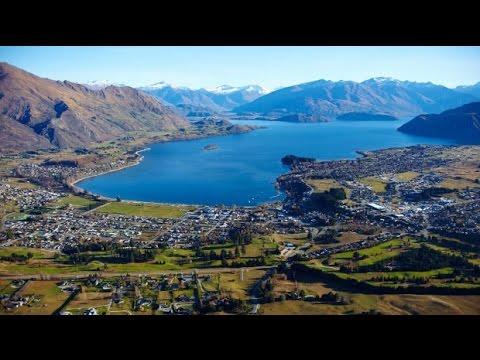 Chill at The Lake Wanaka // Westcoast, South Island // New Zealand 2016