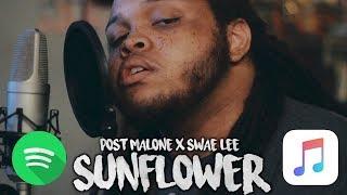 Post Malone & Swae Lee ~ Sunflower (Kid Travis Cover) APPLE MUSIC + SPOTIFY