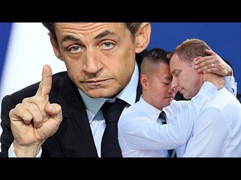 Sarkozy Attacks France's Gay Marriage Law