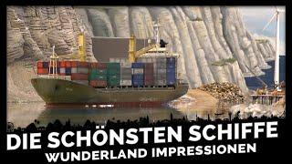 Die schönsten Schiffe des Miniatur Wunderlandes