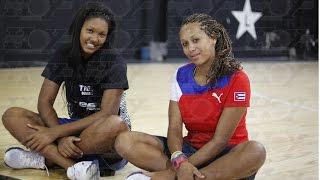 Estrella de Berisso incorporó a dos jugadoras cubanas