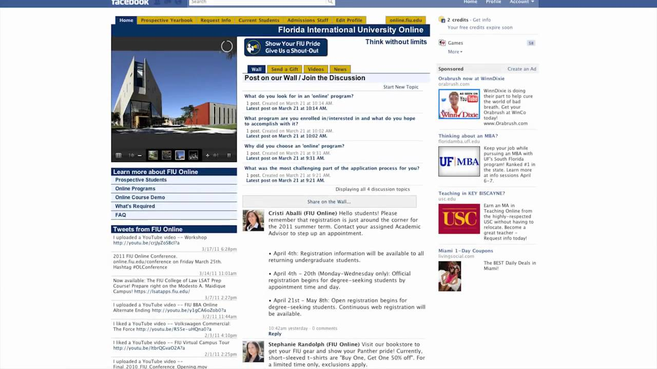 What Are Online Courses Like Fiu Online Youtube