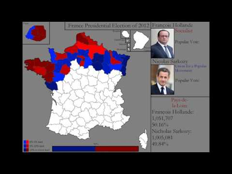 French Presidential Election Of 2012