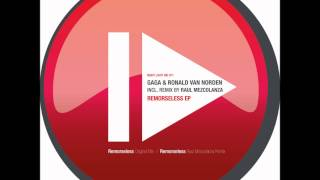 Gaga & Ronald Van Norden - Remorseless - Raul Mezcolanza Remix - Night Light Records