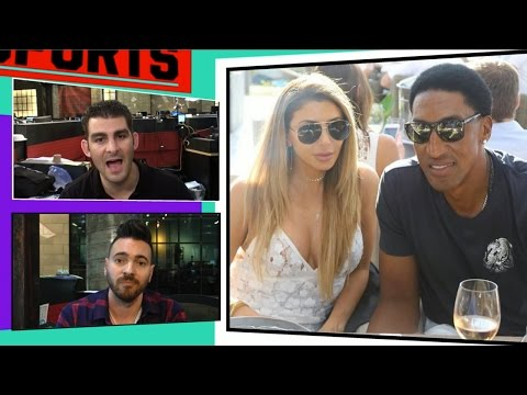 Scottie Pippen & Larsa Moving Forward with Divorce, But It's Friendly | TMZ SPORTS