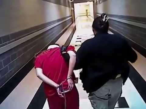 Susie Chavez Jail Video, Albuquerque Journal, Aug 2016