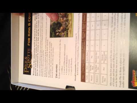 Warlord Games 2nd Edition Black Powder Review - YouTube