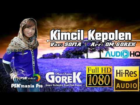 Kimcil Kepolen - Sofia PSM - TEAM GOREK [Official Audio]