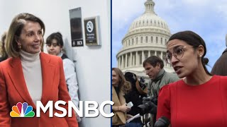 Watch: Pelosi Exposes The Secret Holding Back Women In Congress | The Beat With Ari Melber | MSNBC