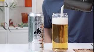캔 모양 맥주잔/캔 글라스/缶型グラス