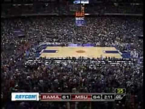 March 14, 2008 Atlanta - SEC Men